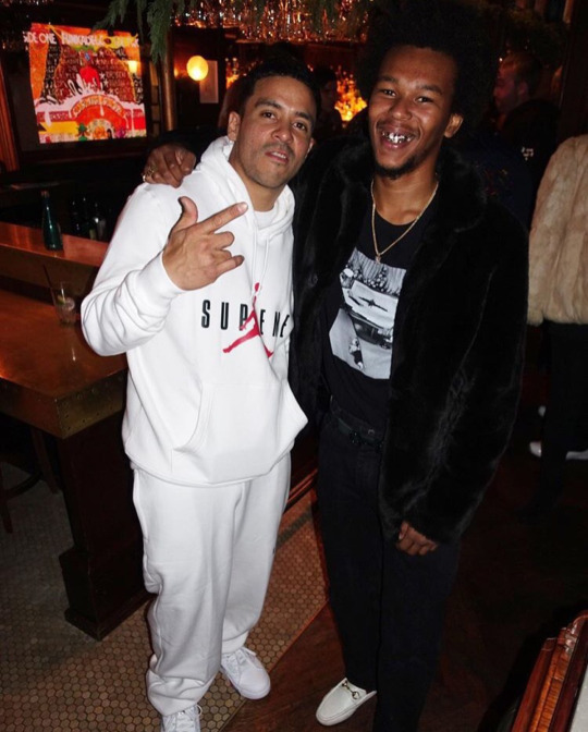 Javier Nunez & Nakel Smith